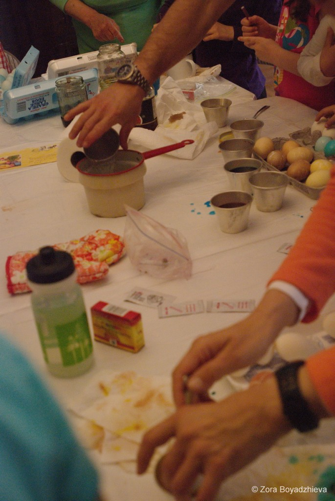 Workshop Easter Egg Dying (with natural dyes)