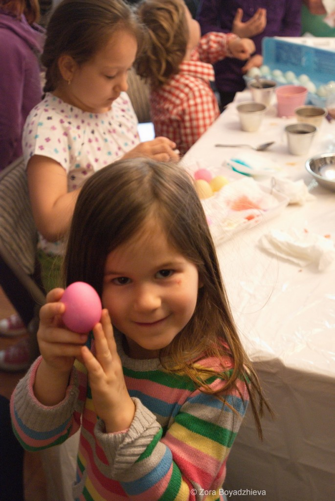 Workshop Easter Egg Dying (with natural dyes