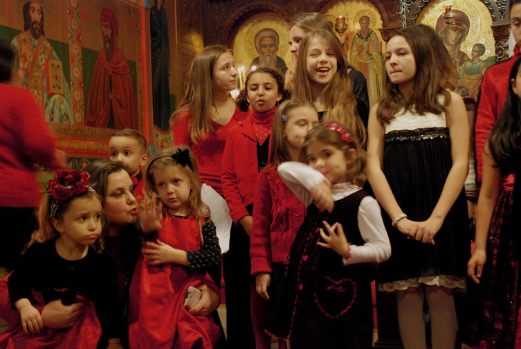 YBVNY Christmas Concert 2013